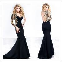 Mermaid Sweetheart Womens Evening Dresses One Shoulder Sequins