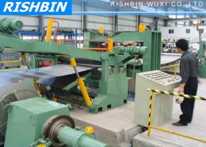 China OEM Stainless Steel Slitting Machine With 2000 mm Largest Width on sale
