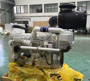 China 200KW 8.9L 4 Stroke Marine Diesel Engines Replacement Durable Energy Saving on sale