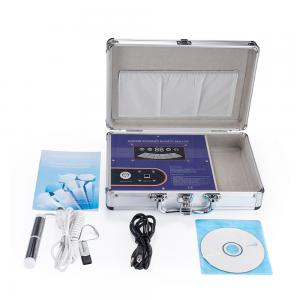 China Silver And Purple Middle Quantum Health Analyzer Quantum Body Analyzer on sale