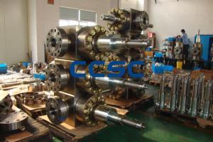 Frac valves - ball screw gate valves-Working Pressure:2,000