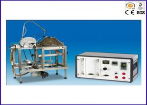 China ISO 5657 Fire Testing Equipment , Ignitability Test Apparatus For Building Material on sale