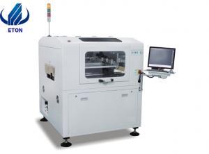 China Full Automatic Stencil Printer Machine Solder Paste Printer 1200*300mm Plate Area on sale