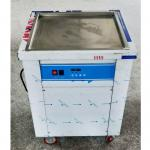 Quick Instant Thai Rolled Ice Cream Machine With Stainless Steel Material