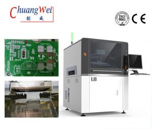 China High Speed Print SMT Screen Printer /Printing Solder Paste PCBs FPC on sale
