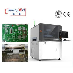 China High Speed Print SMT Screen Printer /Printing Solder Paste PCBs FPC on sale