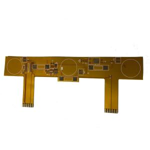 China Reliable 2 Layer Flexible Pcb Prototype , Laser Cut Flex Printed Circuit Board supplier
