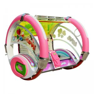 China Chinese suppliers 240W happy car moonwalk new square amusement happy on sale