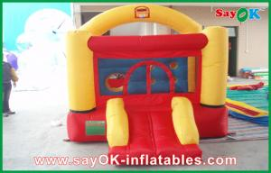 China Toddler Inflatable Bouncer Castle Custom Mini Kids Bounce House For Entertainment on sale