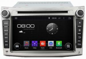 China Ouchuangbo Car DVD System for Subaru Legacy /outback 2009-2012 GPS Navigation Stereo Android 4.4 OCB-7065D on sale