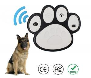 China Paw Design Bark Control Deterrent Detects Barking Up 50 Feet For All Size Dogs Ultrasonic Bark Control Outdoor on sale
