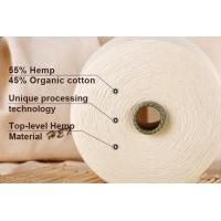 OE Blended Certificate Hemp/Organic Cotton Blended Yarn 21S for hemp pants