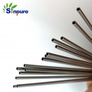 China high precission Customized  seamless stainless steel  rounded end tube cannula on sale