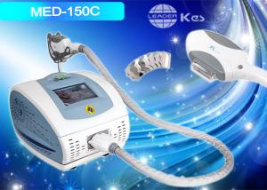 China Portable 1400W IPL Skin Rejuvenation Machine / Medical Hair Removal Equipment on sale