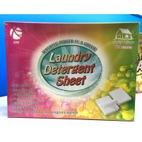 China HOT SELLING CONCENTRATED LAUNDRY SHEET on sale
