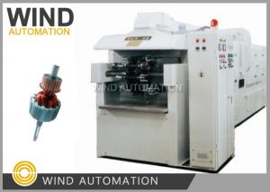 China Spray Type AC Motor Winding Machine , Varnish Machine With Dry Oven For Starter Armature Trickling on sale