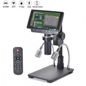 China Motherboard Repair Lcd Stereo Electron Operating Digital Camera Microscope on sale
