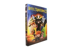 China Hotel Transylvania 2 disney dvd movies,Tv series,blueray movies USA version free shipping on sale