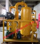 Sistema de tratamiento sucio del aceite del transformador, desgaseador, purificando, filtración del aceite del vacío que deshidrata el aceite aislador usado