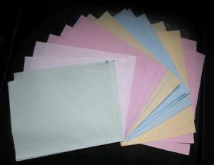 China color printing bank NCR paper on sale