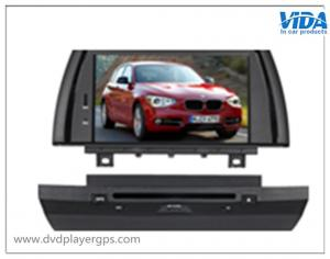China Two DIN DVD Player for BMW 1 F20,BMW 3 F30 with GPS/TV/BT/RDS/IR/AUX/IPOD on sale