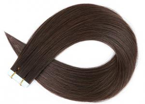 China high quality hair extension #2 color tape in hair extensions on sale