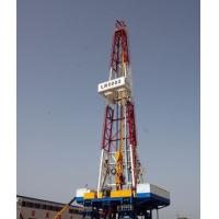 China Hydraulic Drilling Rig Mast For Oil In Drilling Rig , High Performance on sale