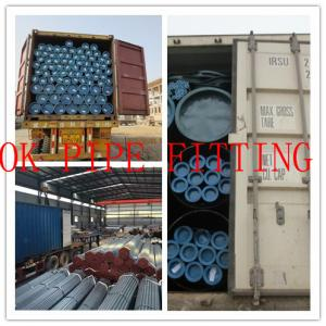 China Hot rolled carbon steel seamless Pipe & Tubing  NACE MR0175 on sale