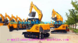 China XCMG Bucket 0.14m³/XE40 Hydraulic Pump Excavator For Construction With Cummins Engine on sale