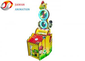 China Lottery Out Prize Redemption Game Machine Happy Travel Capsule Out 80 W Power on sale