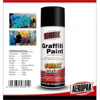 Quick Drying 400ML Purple Montana Spray Paint, Chemical Graffiti Art Spray Can