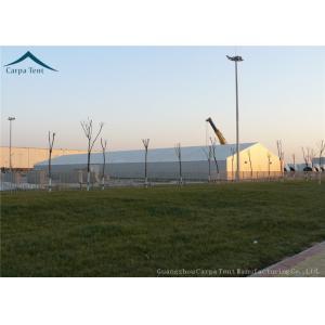 China Tente durable de chapiteau de toit blanc, tentes de la charge de vent 100km/h pour 300 personnes on sale