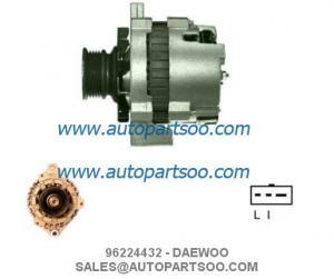 China 29219091 96224432 - DAEWOO Alternator 12V 85A Alternadores on sale