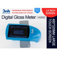 India Economic Digital Gloss Meter HG60S 3NH Wood and Furniture Coatings Gloss level tester