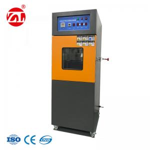 China Battery Low Altitude Simulation Test Chamber With Digital Display Vacuum Gauge Control on sale