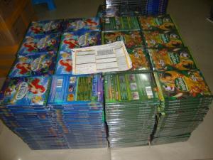 China Wholesale kids disney cartoon dvd movie on ttyy on sale