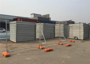 China Temporary Fencing Panels SouthLand Imported Fence Panels Low Price 2.1mx3.0m on sale