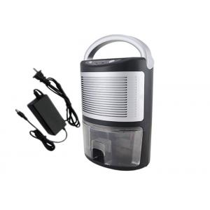 China DH100 Kitchens / Bathroom Portable Electric Dehumidifier Automatic Shut Off on sale