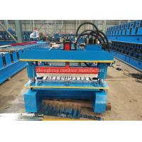 China G550 Mini Orb Roofing Corrugated Sheet Roll Forming Machine Fast Speed on sale