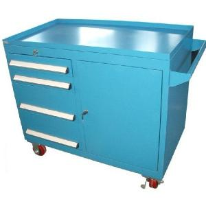 Professional Movable Metal Tool Cabinet On Wheels Roller Cabinet