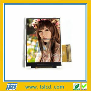 China 2.4'' TFT lcd screen 2.4 inch QVGA color TFT lcd  module with resistive touch panel on sale