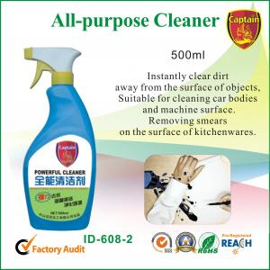 China 500ml Safe All Purpose Cleaner , Household Care Products For Glass / Car Body on sale