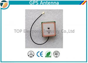China Cellphone High Gain GPS Antenna 1575.42 MHz  with IPEX Connector TOP-GPS-AI05 on sale