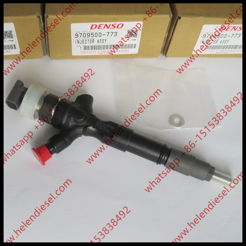 New Denso fuel injector 9709500-773 , DCRI107730 ,095000-773