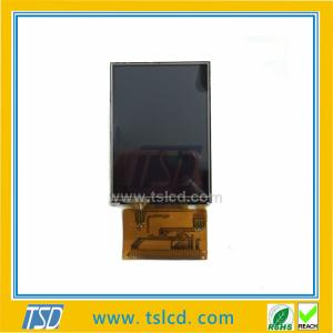 China 2.8 inch tft lcd module 240*320 with MCU interface & resistive touch panel on sale