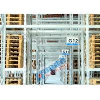 China Pharmaceutical Warehouse Storage Racks Selective Pallet Racking Space Saving on sale