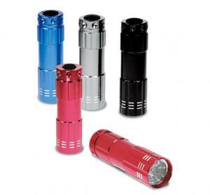China UV AAA Led Flashlight  4.5V Lighting Period 12H Push Button Switch Mode on sale