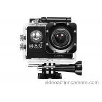 30m Waterproof Remote Control Underwater Camera , Full Hd 1080p Action Camera