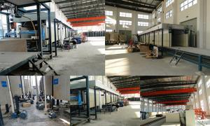 China 37KW Sponge Mattress Foam Production Line with High Speed 220L / Mould on sale