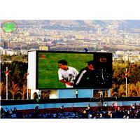 P16 P20 DIP Stadium LED Display outdoor , perimeter led screen Energy saving